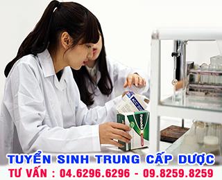 Trung Cap Duoc