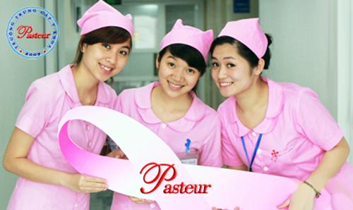 Đã học Điều Dưỡng Đa Khoa là phải học ở Pasteur