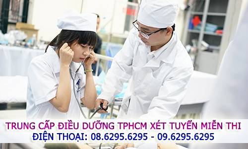 Tuyển sinh Trung cấp Điều dưỡng đa khoa TPHCM 2016 - 2017
