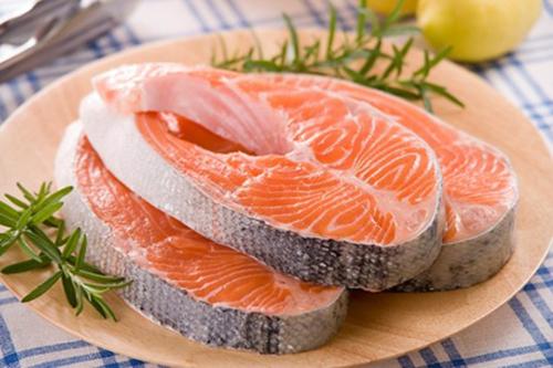 Cá giúp tăng cường sức khỏe cho cơ thể