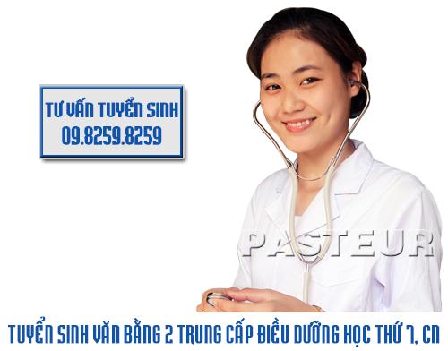 Tuyển sinh Trung cấp Điều dưỡng Hà Nội.