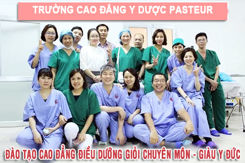 Đào tạo Cao đẳng Điều dưỡng chuyên nghiệp