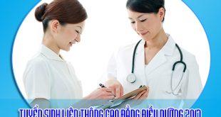 Điều kiện để liên thông từ Trung Cấp lên Cao đẳng Điều dưỡng