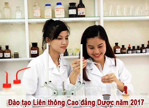 Học liên thông Cao đẳng Dược buổi tối ở đâu tại Hà Nội?