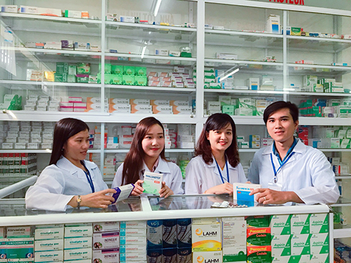 Học Văn bằng 2 Cao đẳng Dược có được mở quầy thuốc?