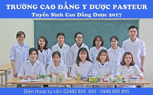 Địa chỉ đào tạo liên thông Cao đẳng Dược năm 2017