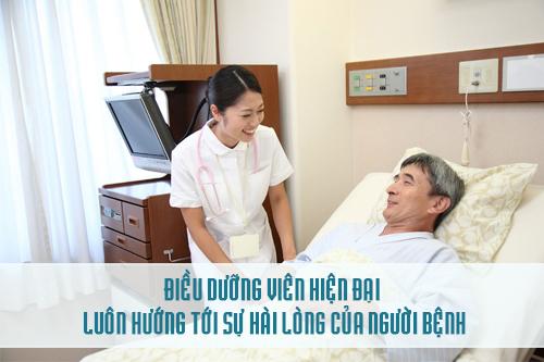 Ngành Điều dưỡng có vai trò quan trọng trong ngành Y Tế