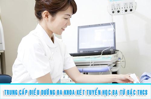 Điều kiện xét tuyển Trung cấp Điều dưỡng