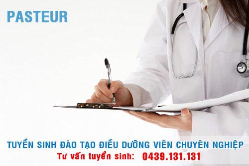 Cao đẳng Y dược Pasteur Hà Nội cơ sở đào tạo uy tín, chuyên nghiệp