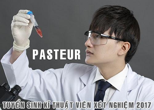 Trường Cao đẳng Y Dược Pasteur tuyển sinh Văn bằng 2 Cao đẳng Xét nghiệm 2017.