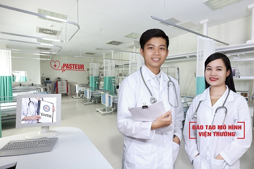 Trường Cao đẳng Y Dược Pasteur đào tạo mô hình Viện - Trường