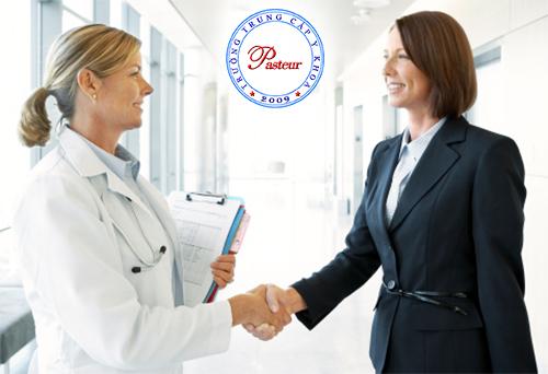 Trình Dược viên đang là ngành nghề có tiêm năng phát triển trong tương lai