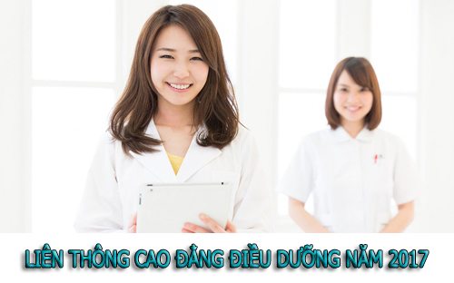 Liên thông Cao đẳng Điều dưỡng bí quyết thành công của sinh viên hệ Trung cấp