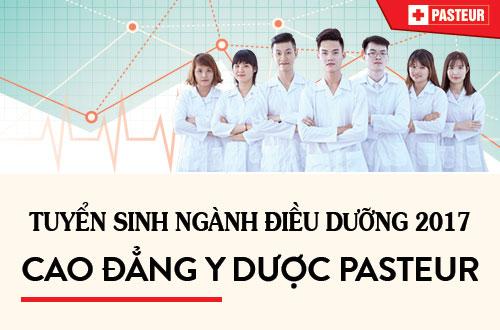 Tuyển sinh ngành Điều dưỡng