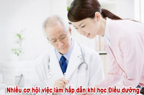 Lời khuyên thí sinh khi đăng ký xét tuyển Văn bằng 2 ngành điều dưỡng