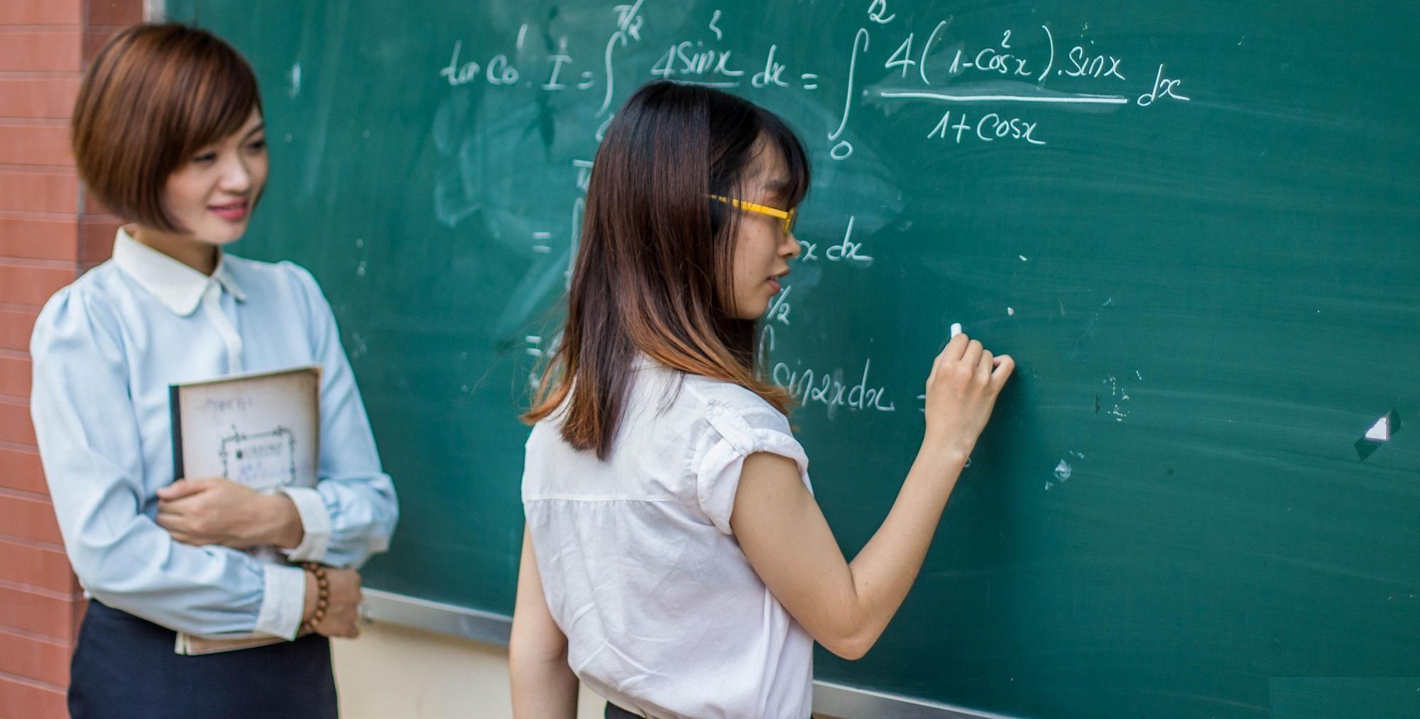 Phương pháp học giỏi toán giúp sĩ tử giảm bớt áp lực trong ôn thi