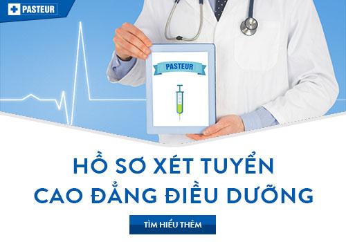 Hồ sơ xét tuyển Cao đẳng Điều dưỡng tại Hà Nội năm 2018