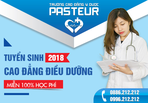 Tuyển sinh Cao đẳng Điều dưỡng Hà Nội năm 2018 tại Quận Cầu Giấy