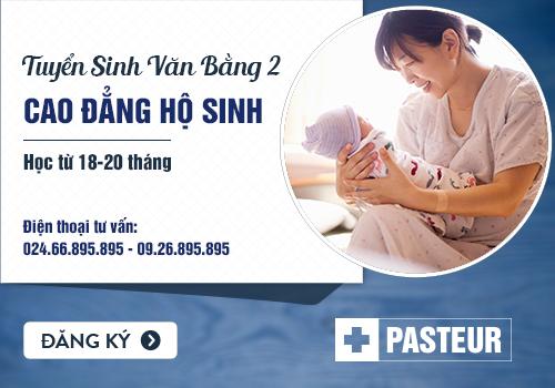 Địa chỉ tuyển sinh văn bằng 2 Cao đẳng Hộ sinh năm 2018 tại Hà Nội