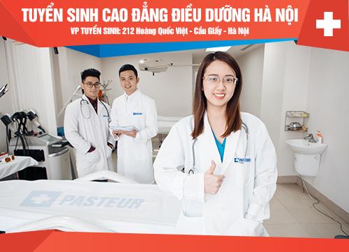 Điểm chuẩn Cao đẳng Điều dưỡng Hà Nội năm 2018 chính xác nhất