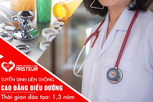 Vì sao cần học Liên thông Cao đẳng Điều dưỡng tại Hà Nội năm 2018?