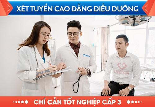 Thời gian nhập học Cao đẳng Điều dưỡng tại Hà Nội năm 2018 khi nào bắt đầu?