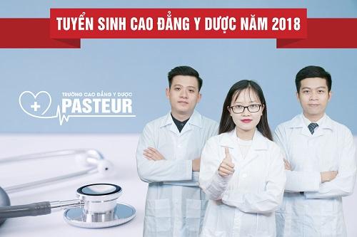 Tuyển sinh cao đẳng y dược 2018