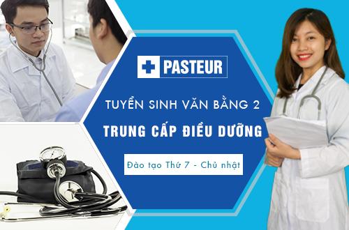 Trường Cao đẳng Y Dược Pasteur đào tạo chuyên ngành Điều dưỡng chât lượng cao