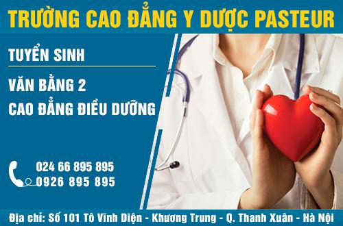Hà Nội chỉ ra chức năng của người Điều dưỡng khi tốt nghiệp Văn Bằng 2