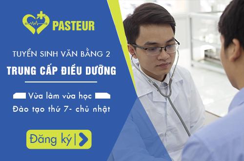 Đào tạo Văn bằng 2 Trung cấp Điều dưỡng chuyên nghiệp