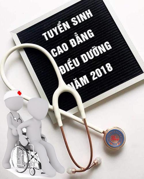 Tuyển sinh Cao đẳng Điều dưỡng năm 2018