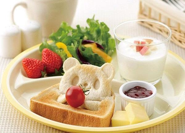 Bắt đầu bằng một bữa sáng đầy đủ dưỡng chất để đảm bảo sức khỏe tốt