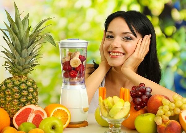 Sinh tố mỗi ngày giúp da bạn khỏe mạnh