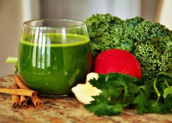 Uống sinh tố mỗi ngày có lợi cho sức khỏe