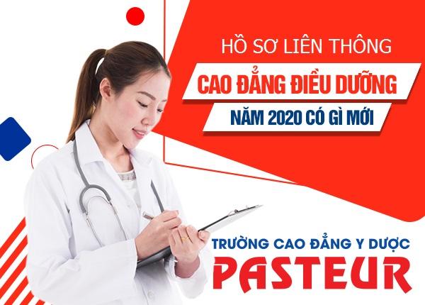 Hướng dẫn chuẩn bị hồ sơ cao đẳng điều dưỡng tphcm năm 2020