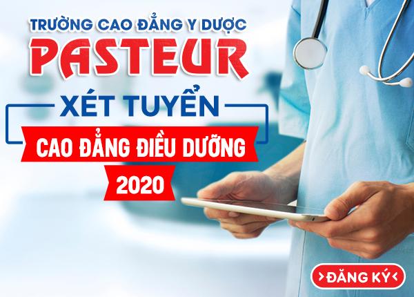 Điều kiện xét tuyển Cao đẳng Điều dưỡng bằng học bạ THPT năm 2020