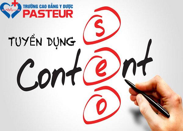 Tuyển dụng việc làm nhân viên Seo – Content Marketing lương cao