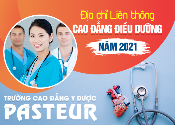 Địa chỉ đào tạo Liên thông Cao đẳng Điều dưỡng TPHCM năm 2021
