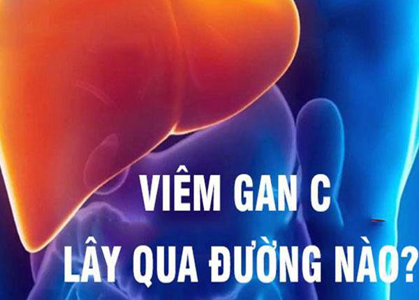 Viêm gan C là một căn bệnh mãn tính gan nguy hiểm với hơn 75 -85%
