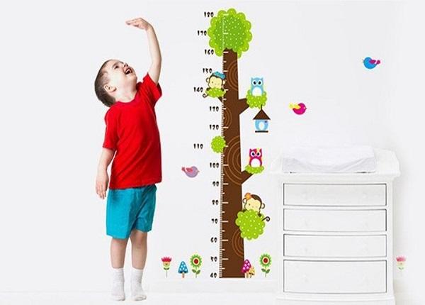 4 Nguyên tắc giúp hỗ trợ phát triển chiều cao cho trẻ